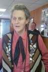 meeting Temple Grandin